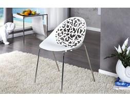 Krzesło Flora White - 9765