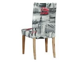 Dekoria Sukienka na krzesło Henriksdal krótka Comics 111-04