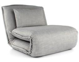 Actona Youpi Fotel Rozkładany w Kolorze Jasnym Szarym Tkanina - 0000057801