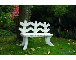 Mebel ogrodowy z betonu, ławka ogrodowa dla figurek