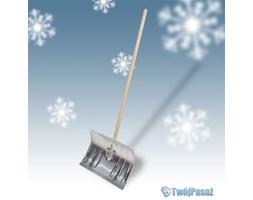 Aluminiowa łopata do śniegu