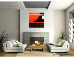Obraz, dekoracja na ścianę z płótna i drewna 80x80 cm BC