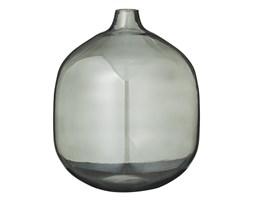 Wazon - przydymione szkło