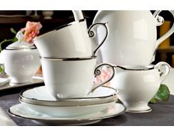 Porcelana Villa Italia Opera Platin - filiżanka do herbaty