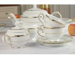 Porcelana Villa Italia Fumo - zestaw do herbaty dla 12 osób