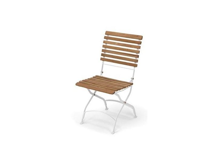 Skagerak GRENEN Krzesło - Stelaż Biały