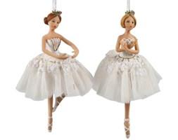 GW White Dress Ballerina 16,5cm ozdoba