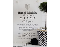 Tablica HOTEL MAMA