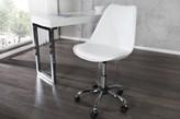 Fotel biurowy London White