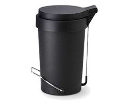 Kosz na śmieci (15 litrów), czarny &8211; Tip Authentics