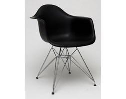 Krzesło P018 - D2 - czarne