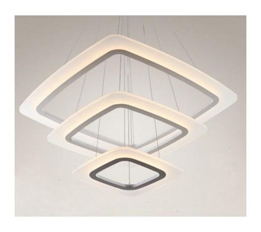 Nowoczesna Lampa Wisząca Led Do Salonu Otis Maxlight P0123