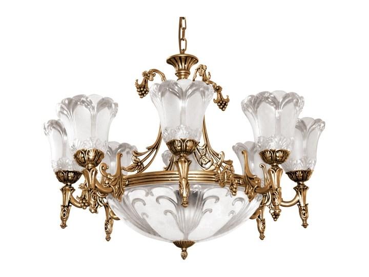 Klasyczny żyrandol Szklana Lampa Wisząca Do Salonu W Mde 6116 83