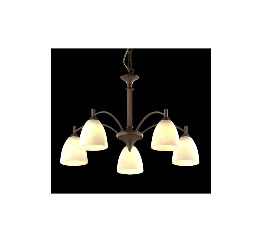 Klasyczny żyrandol Lampa Wisząca Do Salonu Lassen Italux Ma02200c