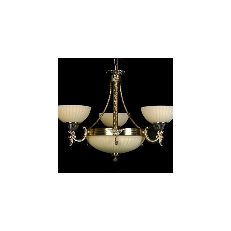 żyrandol Klasyczny Lampa Wisząca Oprawa Do Salonu Geth Italux