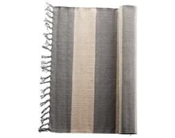 Bawełniany dywanik - szaro/piaskowy