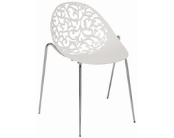 Kare design - Krzesło Aurora białe