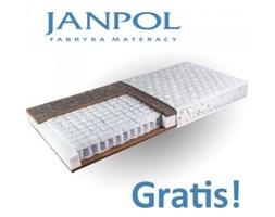 Materac Janpol kieszeniowy 90x200 cm - Klinika Snu