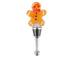 Zatyczka Do Wina Gingerbread Man