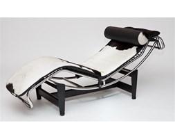 Leżanka Le Corbusier LC4 skóra pony