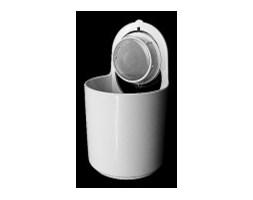 Pojemnik łazienkowy na przybory 28120 NA PRZYSSAWKĘ DeHUB
