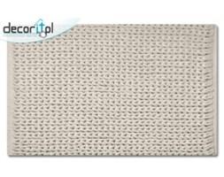 Dywan bawełniany Warkocz 60x120 cm - popielaty