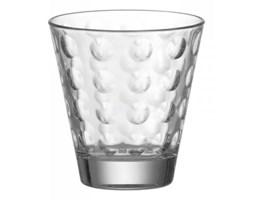 Leonardo OPTIC Szklanka Niska 220 ml - Bezbarwna