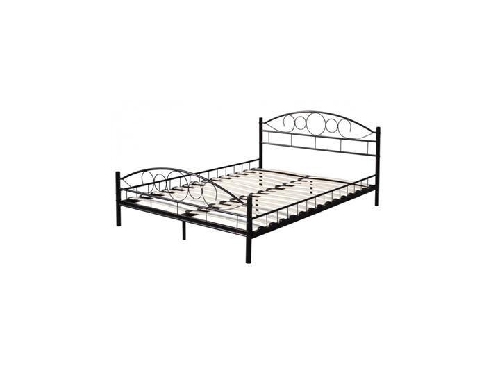 łóżko Metalowe Stelaż I Podłoże Pod Materac Bb101s Bb101b 140 X 200 Cm