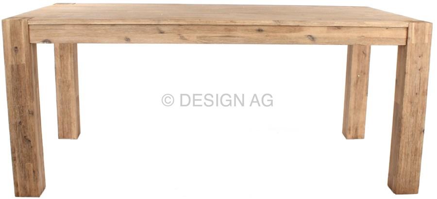wolf m bel coast big drewniany st 180x90 akacja szczotkowana jasna 9637s sto y kuchenne. Black Bedroom Furniture Sets. Home Design Ideas