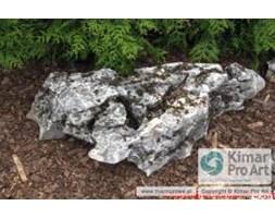 Kamień ogrodowy ozdobny wapień z dziurami