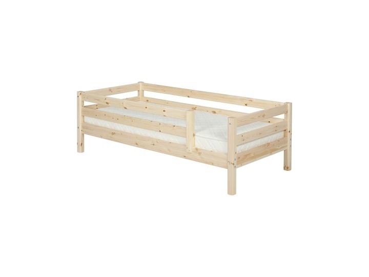 łóżko Pojedyncze Classic Poręcze 11 Tylna I 34 Z Przodu Bezbarwny