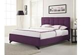 Łóżko Beliani tapicerowane 160x200 cm - Beliani.pl