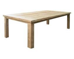 Stół ogrodowy drewniany JAVA 220x100x77 Teak