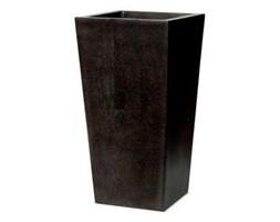 Donica ogrodowa ceramiczno akrylowa 24x24x46 cm