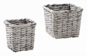 koszyk papierowy panier tresse ma y kosze wiklinowe zdj cia pomys y inspiracje homebook. Black Bedroom Furniture Sets. Home Design Ideas