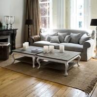 Oryginalne stoliki kawowe od HOUSE&more, Salon, Meble