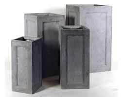 Donica ogrodowa beton akryl M 28X28X60
