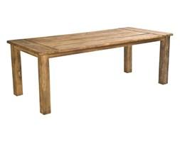 Stół drewniany HYRES 220x100x77 cm