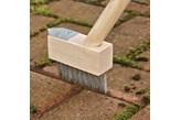 Szczotka do czyszczenia kostki brukowej Garland
