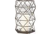 Kare Design Prisma Big Lampion Metalowy - 36934