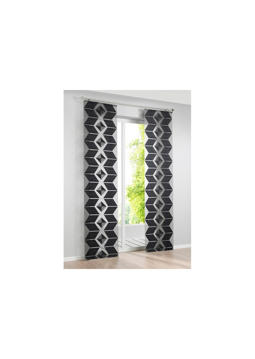 zas ona panelowa torge 1 szt zas ony zdj cia pomys y inspiracje homebook. Black Bedroom Furniture Sets. Home Design Ideas