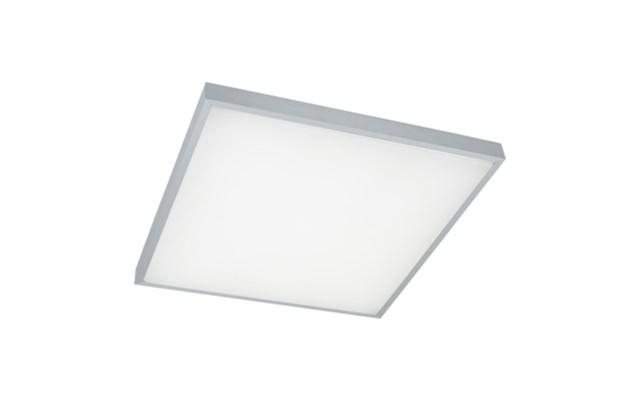 Plafon Lampa Sufitowa Oprawa ścienna Kinkiet Led Do łazienki Idun 1 Eglo 93775 Biały Aluminium