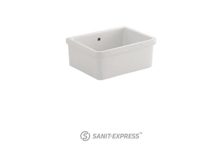 Koło Zlewy Ceramiczne Zlew Ceramiczny 60 X 45 Cm K21163