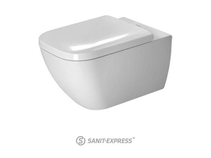 Duravit Happy D.2 Miska toaletowa lejowa 36.5x54 cm wisząca 2221090000