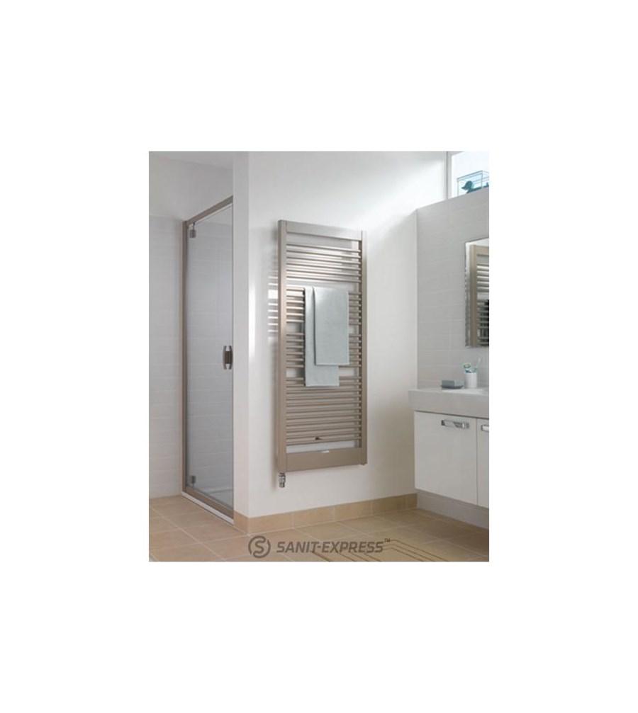 kermi credo uno grzejnik dekoracyjny credo uno v 1777x640 mm czarny unv10180060exek. Black Bedroom Furniture Sets. Home Design Ideas