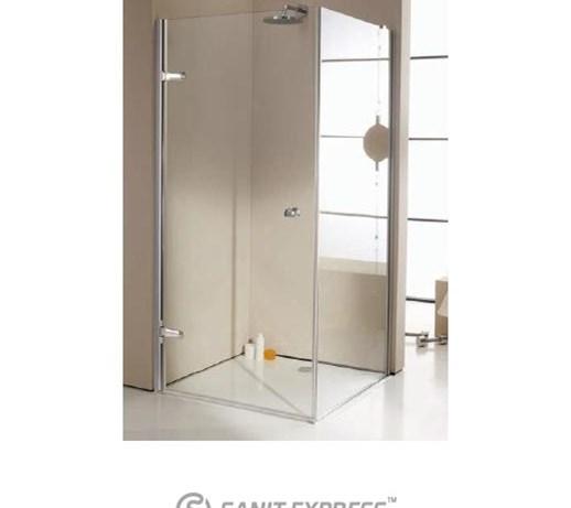 Huppe Enjoy Elegance ścianka Boczna Krótsza Do Drzwi Skrzydłowych