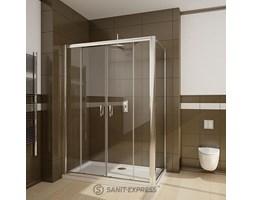 Radaway Premium Plus DWD Drzwi prysznicowe wnękowe - 180/190 cm Przejrzyste 33373-01-01N