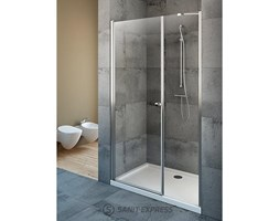 Drzwi prysznicowe Radaway wahadłowe 110 cm - Sanit-Express.pl