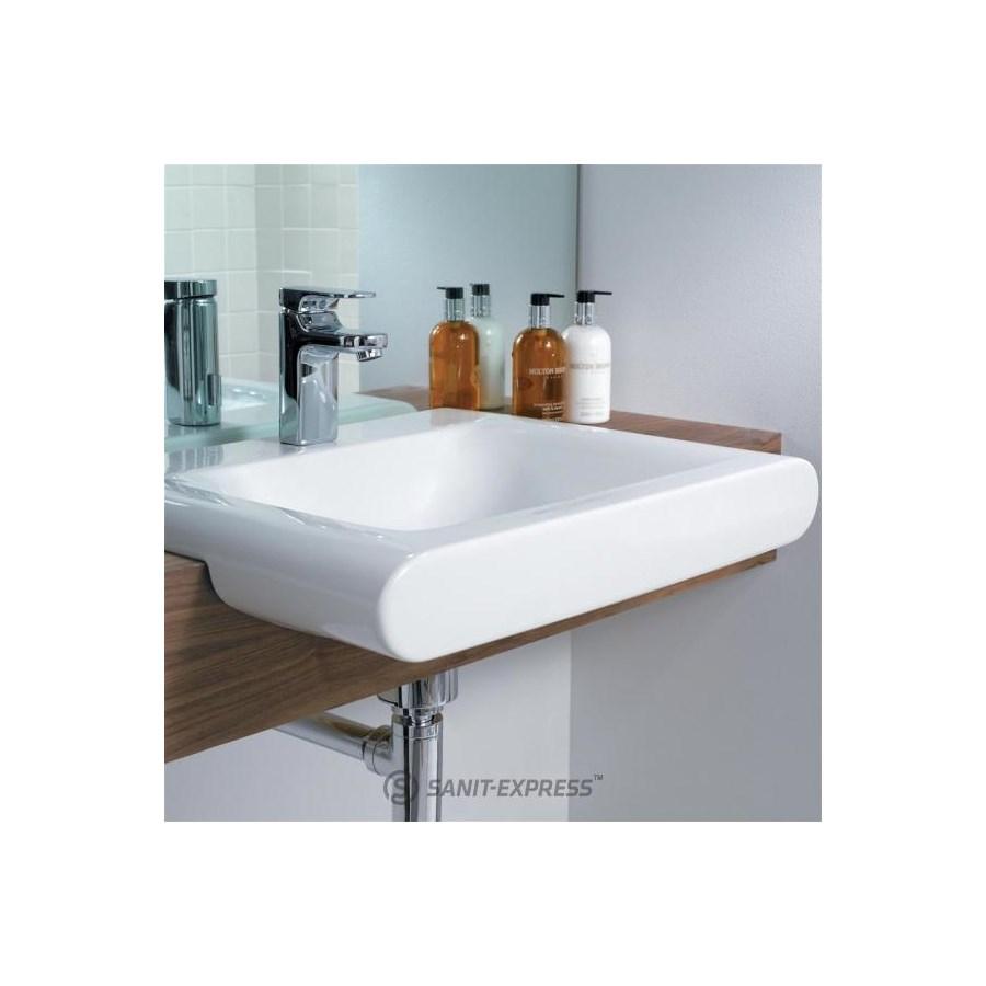 ideal standard moments umywalka p blatowa 58 cm k072001. Black Bedroom Furniture Sets. Home Design Ideas