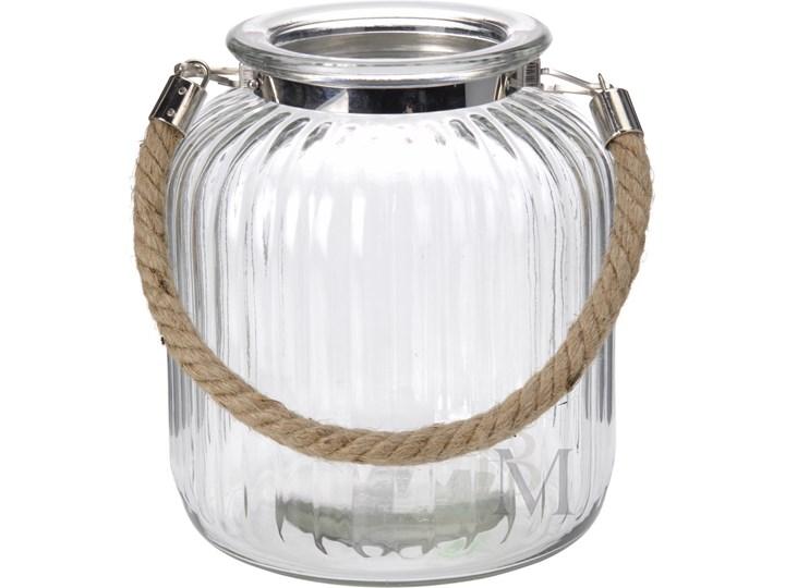 Lampion szklany Maara
